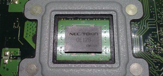 Wymiana NEC/Tokin Toshiba