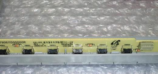 Wymiana przycisków SyncMaster 720N