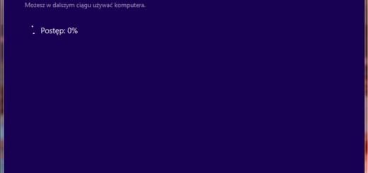 Aktualizacja systemu do Windows 10